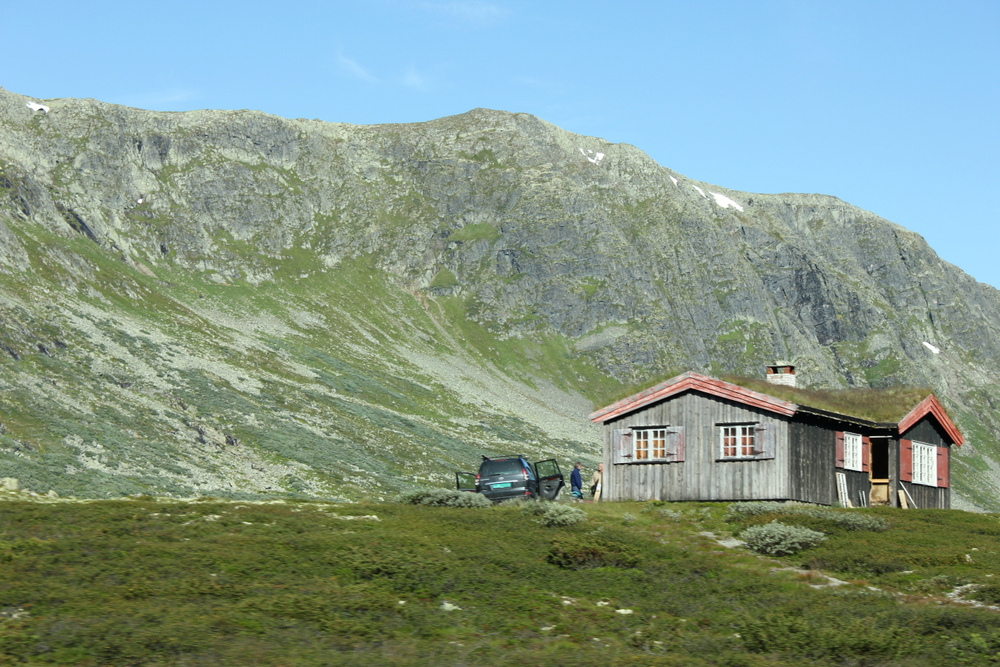 country house in Norway